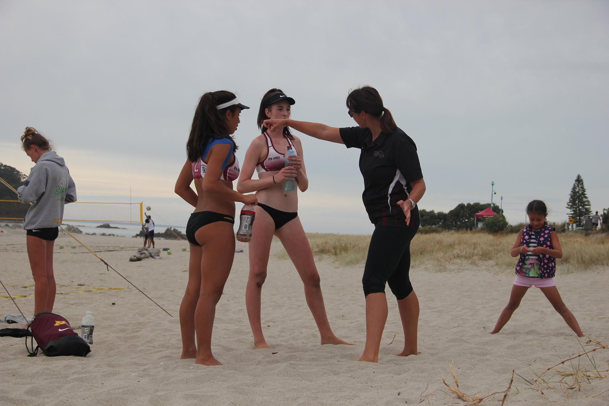 Harbour Beach Volleyball Development Programme