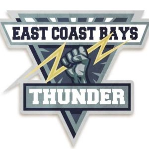 East Coast Bays Thunder logo