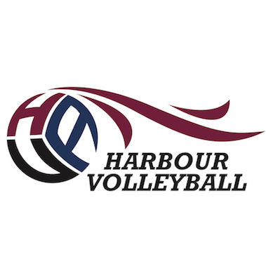 Harbour Volleyball emblem