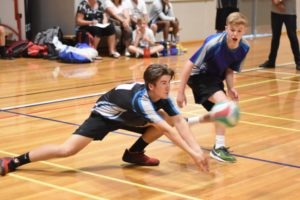Harbour Secondary Schools Super League Volleyball