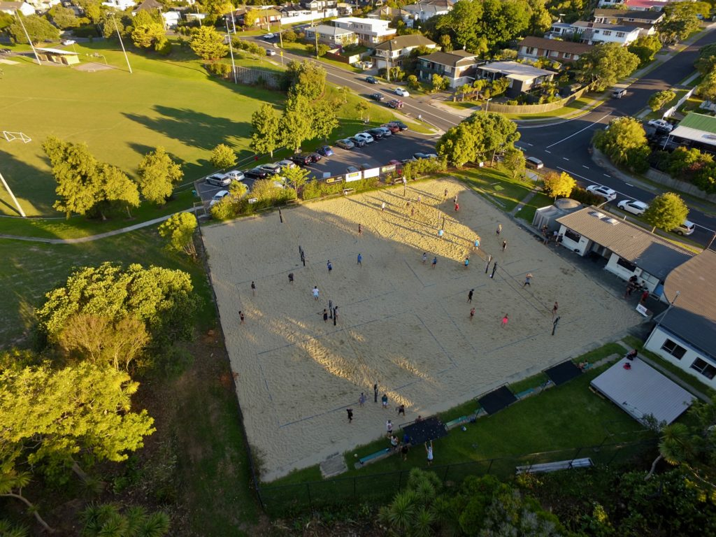 Harbour Beach Volleyball Centre