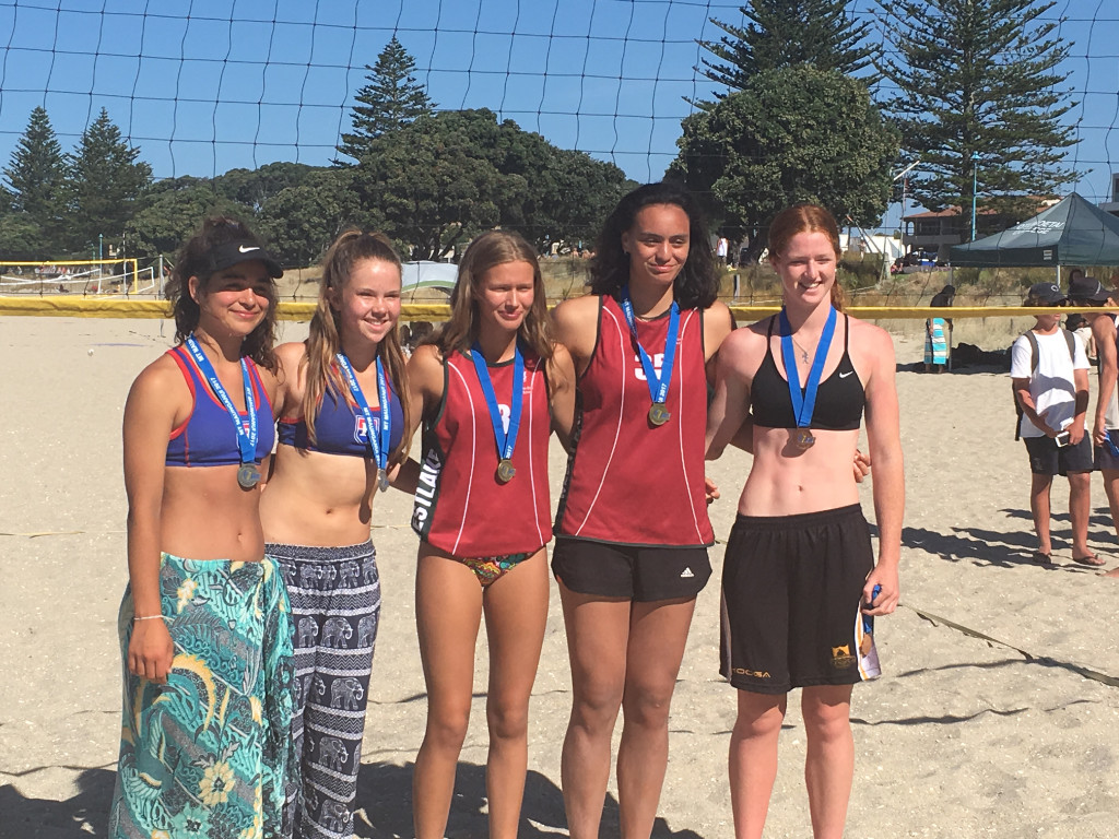 North Island Junior Beach Volleyball Champs