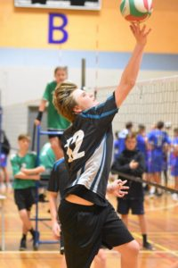 Auckland Champs - Volleyball