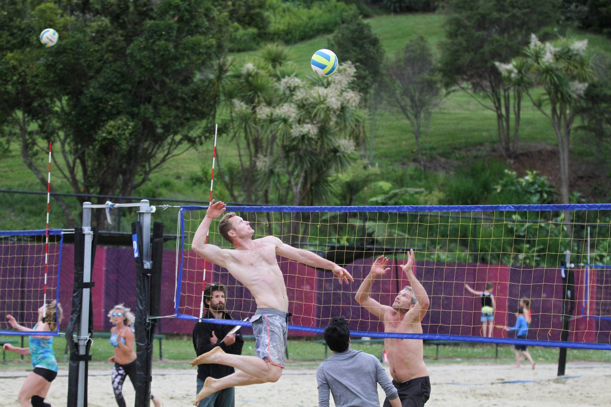 Mairangi Challenger 2 at Harbour Beach Volleyball Centre
